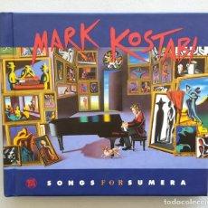 CDs de Música: SONGS FOR SUMERA DE MARK KOSTABI CD & BOOK. Lote 220370277