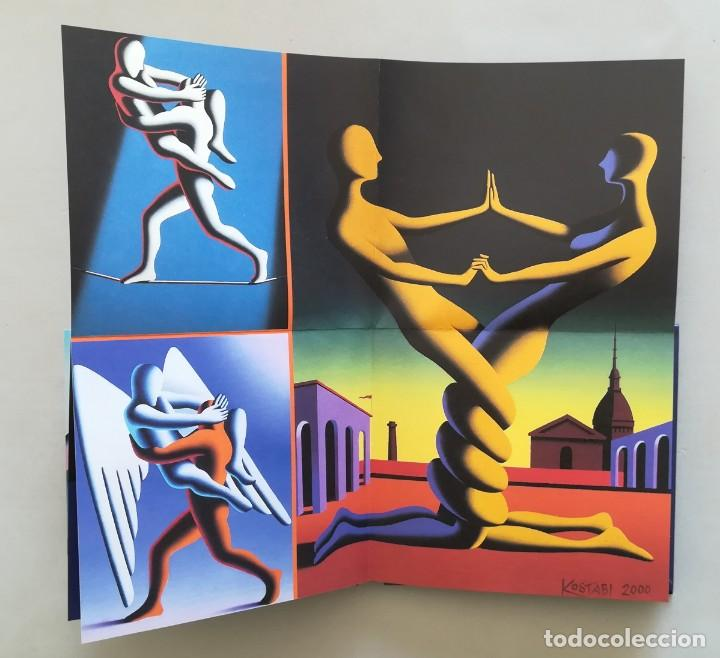CDs de Música: Songs For Sumera de Mark Kostabi CD & Book - Foto 5 - 220370277
