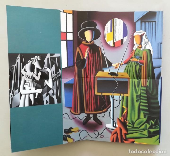 CDs de Música: Songs For Sumera de Mark Kostabi CD & Book - Foto 6 - 220370277