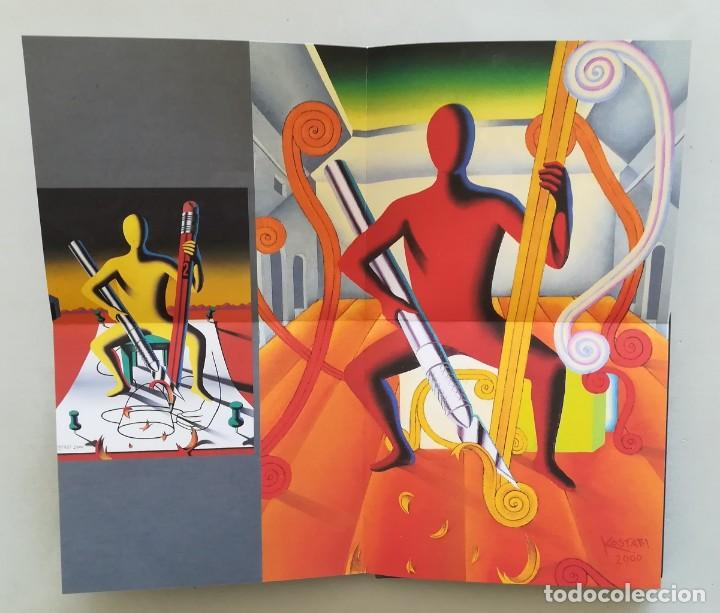 CDs de Música: Songs For Sumera de Mark Kostabi CD & Book - Foto 8 - 220370277