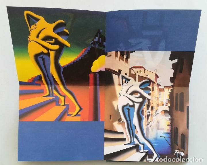 CDs de Música: Songs For Sumera de Mark Kostabi CD & Book - Foto 10 - 220370277
