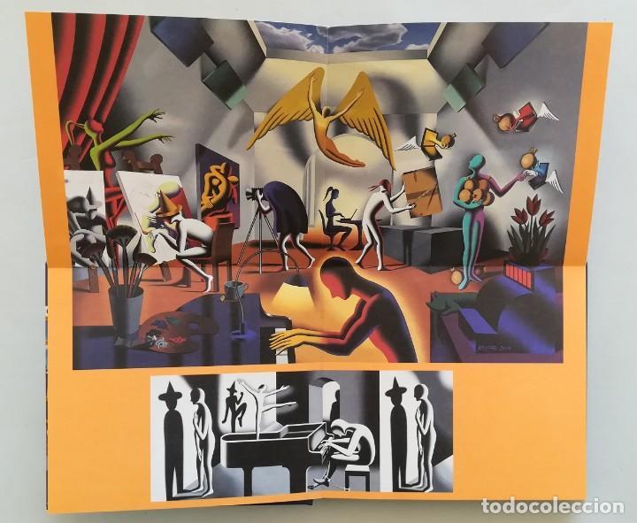CDs de Música: Songs For Sumera de Mark Kostabi CD & Book - Foto 11 - 220370277