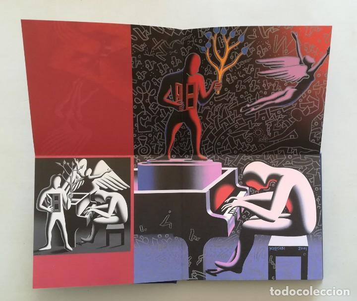 CDs de Música: Songs For Sumera de Mark Kostabi CD & Book - Foto 13 - 220370277