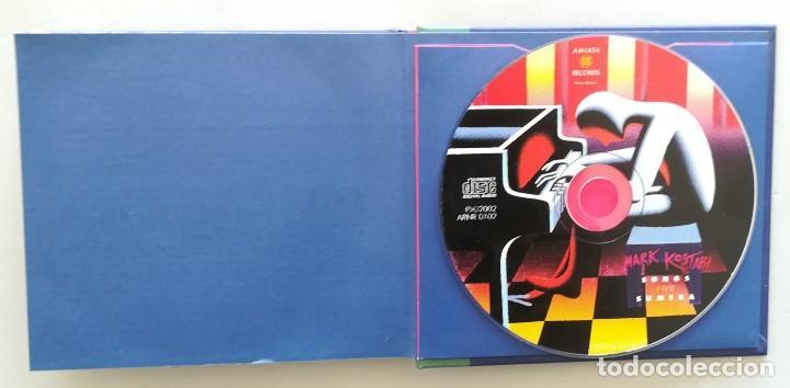 CDs de Música: Songs For Sumera de Mark Kostabi CD & Book - Foto 14 - 220370277