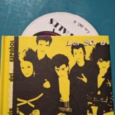 CDs de Musique: HISTORIA DEFINITIVA DEL POP ESPAÑOL LOS 80 - 6 COLECCION 40 PRINCIPALES PORTADA ALASKA FANGORIA. Lote 220370526