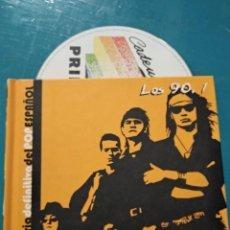 CDs de Música: LA HISTORIA DEFINITIVA DEL POP ESPAÑOL AÑOS 90 TOMO 1 COLECCION 40 PRINCIPALES. Lote 269013109
