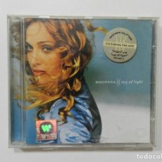 CDs de Música: DISCO CD. MADONNA - RAY OF LIGHT. COMPACT DISC.. Lote 220383992