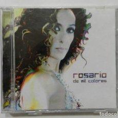 CDs de Música: DISCO CD. ROSARIO - DE MIL COLORES. COMPACT DISC.. Lote 220384632
