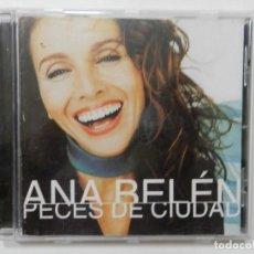 CDs de Música: DISCO CD. ANA BELÉN - PECES DE CIUDAD. COMPACT DISC.. Lote 220384710