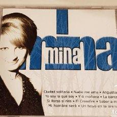 CDs de Música: MINA / MISMO TÍTULO / CD - OK RECORDS-2006 / 12 TEMAS / MUY BUENA CALIDAD.. Lote 220414931