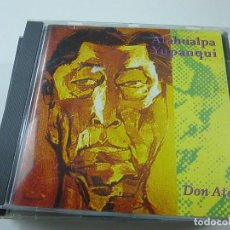 CDs de Música: ATAHUALPA YUPANQUI - DON ATA - CD - C 2. Lote 220418095