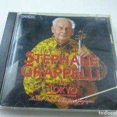 CDs de Música: SPHEPHANE GRAPPELLI IN TOKIO - CD - C 2. Lote 220418408