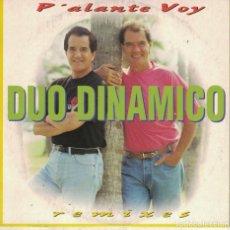 CD di Musica: DUO DINAMICO - P'ALANTE VOY (FOUR VERSIONS) (CDSINGLE CARTON PROMO, SONY MUSIC 1997). Lote 220463652