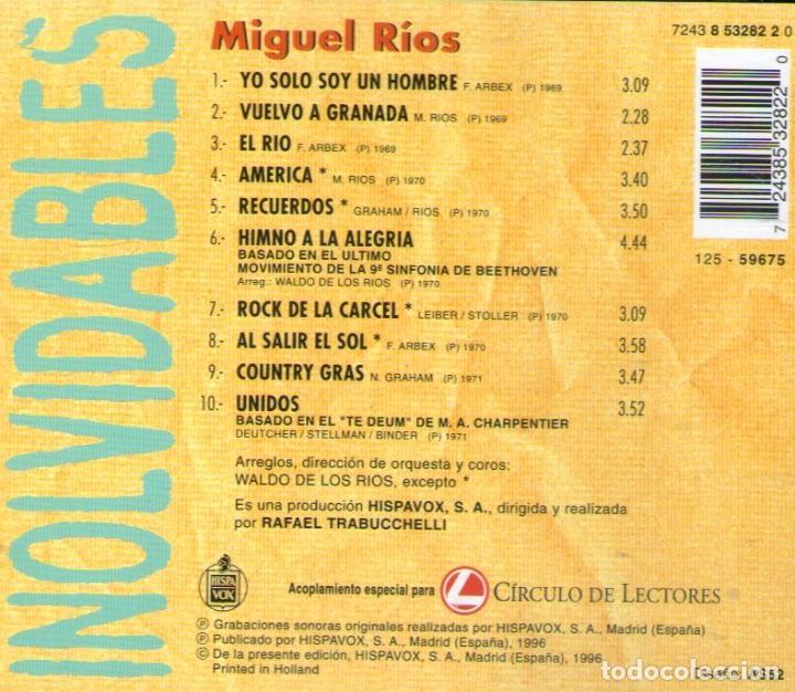 CDs de Música: REVERSO. - Foto 2 - 220464653