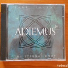 CDs de Música: CD KARL JENKINS - ADIEMUS IV - THE ETERNAL KNOT (FP). Lote 220465436