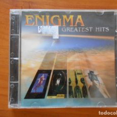 CDs de Música: CD ENIGMA - GREATEST HITS - LEER DESCRIPCION (L8). Lote 220470740