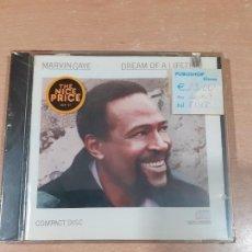 CDs de Música: CD MARVIN GAYE - DREAM OF A LIFETIME - COLUMBIA ?– CK 39916 - PRECINTADO - VER FOTOS. Lote 220484120