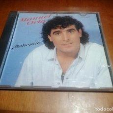 CD de Música: MANUEL ORTA. BOHEMIO. CD EN BUEN ESTADO CON 8 TEMAS. ALGO DIFICIL DE CONSEGUIR. Lote 220517226