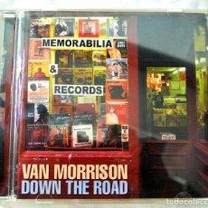 CDs de Música: CD VAN MORRISON - DOWN THE ROAD, EXILE PRODUCTIONS, CD ,2002 , 731458966128. Lote 220575541