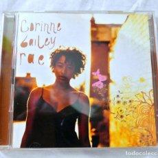 CDs de Música: CD CORINNE BAILEY RAE, CD + DVD BONUS, EMI, 2006, 094638210924. Lote 220579360
