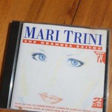 CDs de Musique: 2CDS MARI TRINI. SUS GRANDES ÉXITOS. Lote 220684400