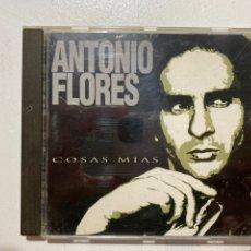 CDs de Música: CD ANTONIO FLORES. COSAS MÍAS. Lote 220685540