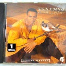 CDs de Música: CD KEVIN EUBANKS SHADOW PROPHETS, GRP, 1988, 0 11105-9565-2 9. Lote 220692142