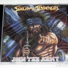 CDs de Música: CD SUICIDAL TENDENCIES - JOIN THE ARMY. Lote 220712916