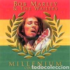 CDs de Música: 2 X CD ALBUM , BOB MARLEY , MILLENIUN COLLECTION. Lote 220714398