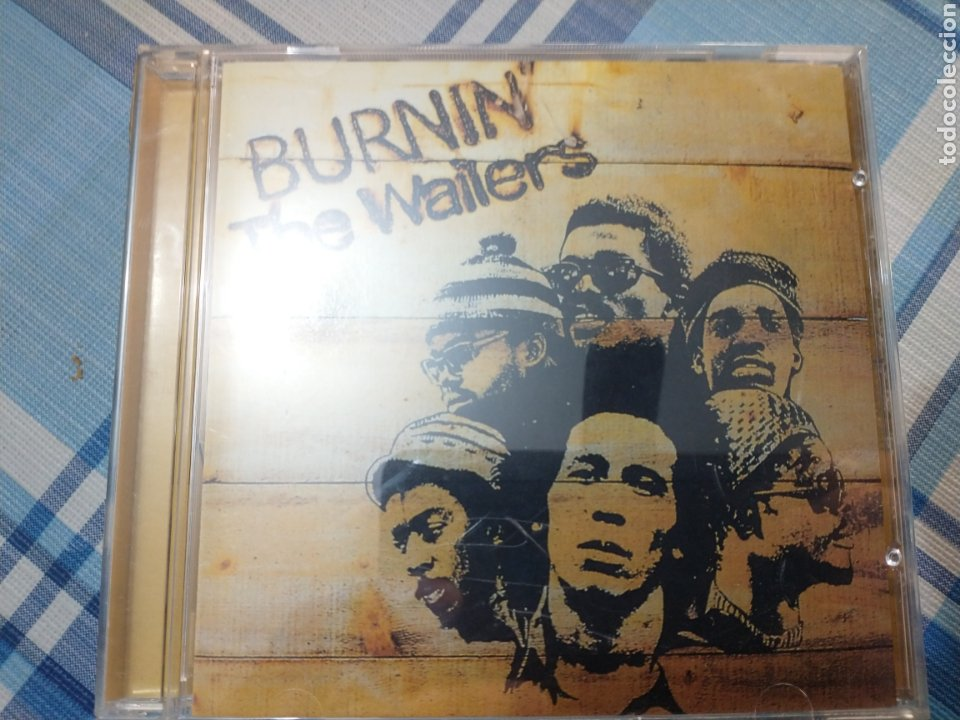 THE WAILLERS CD (Música - CD's Reggae)