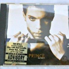 CDs de Música: CD PRINCE THE HITS 2, WARNER MUSIC, 1993, 9362-45435-2, CD INTERIOR MUY BUEN ESTADO DE CONSERVACION. Lote 220755190