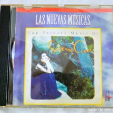 CDs de Música: CD LAS NUEVAS MUSICAS, THE PRIVATE MUSIC OF SUZANNE CIANI, EDICIONES DEL PRADO, 1992, 01005 8210. Lote 220756028