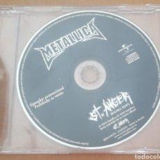 CDs de Música: METALLICA - ST. ANGER. CD SINGLE PROMOCIONAL. Lote 220810010