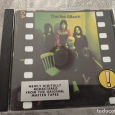 CDs de Música: YES - THE YES ALBUM. Lote 220857103