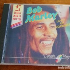 CDs de Musique: BOB MARLEY - LIVELY UP YOURSELF - CD. Lote 220868130