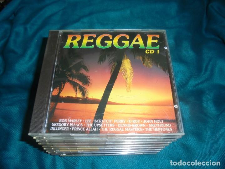 CDs de Música: REGGAE. CD 1 . IMPECABLE - Foto 1 - 220929497