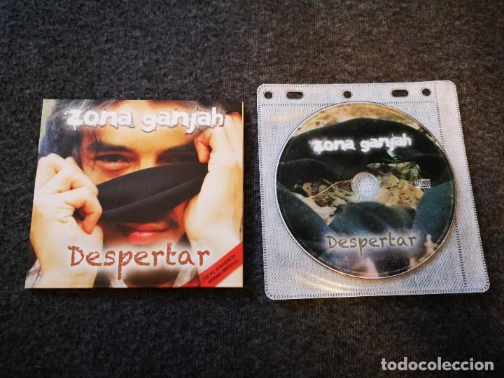 CD REGGAE ARGENTINA COLECCION DIGIPACK ZONA GANJAH DESPERTAR IMPORTACION (Música - CD's Reggae)
