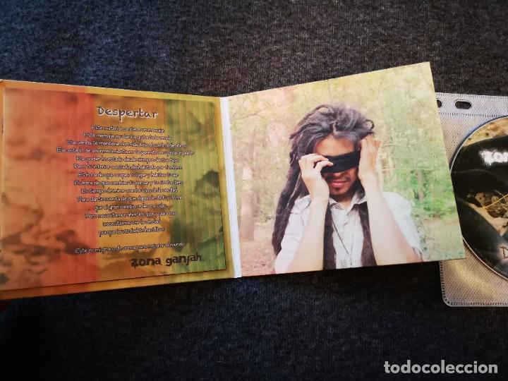 CDs de Música: cd reggae argentina coleccion digipack zona ganjah despertar importacion - Foto 2 - 220955515