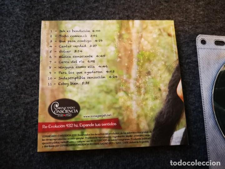 CDs de Música: cd reggae argentina coleccion digipack zona ganjah despertar importacion - Foto 4 - 220955515