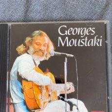 CDs de Música: CD GEORGES MOUSTAKI. Lote 220956621