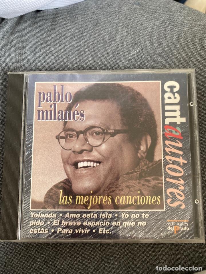 CD PABLO MILANÉS (Música - CD's Latina)