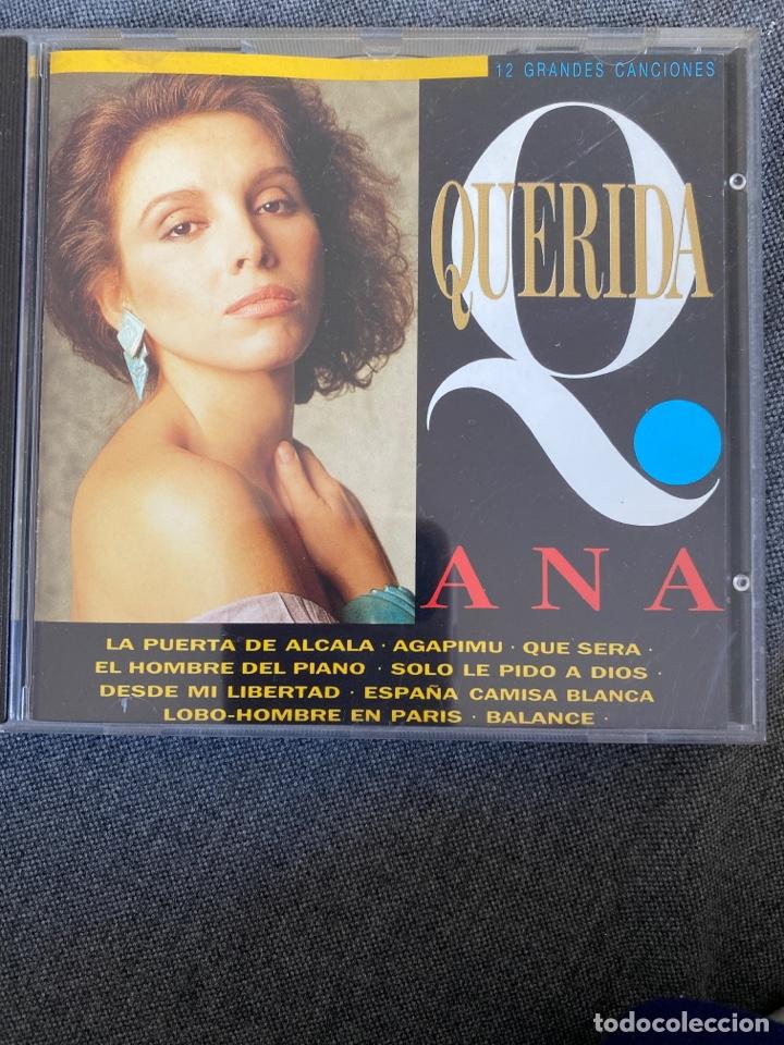 CD ANA BELÉN (Música - CD's Latina)