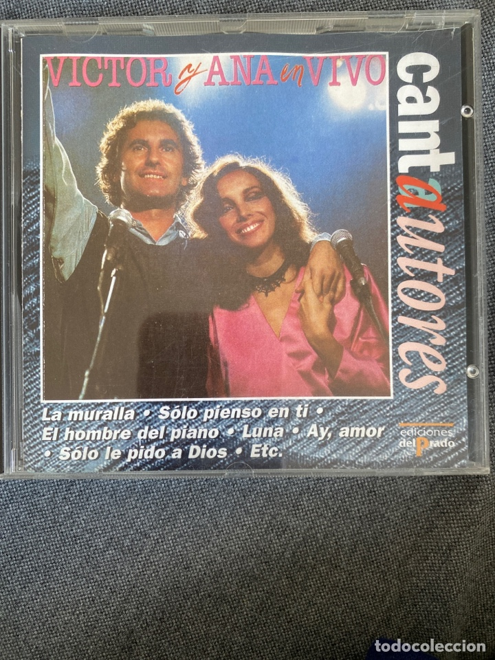 CD VICTOR Y ANA (Música - CD's Latina)