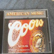 CDs de Música: CD MÚSICA AMERICANA. Lote 220959546