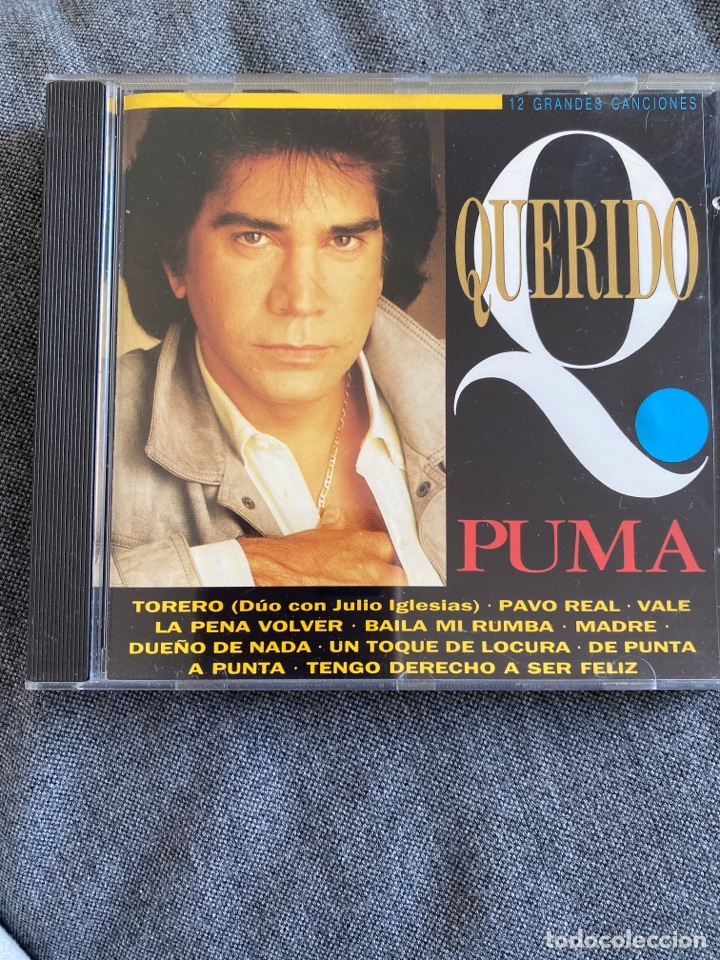 CD EL PUMA (Música - CD's Latina)
