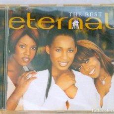 CDs de Música: CD THE BEST ETERNAL , EMI, 1997, 7243 8 23089 2 8. Lote 220998072