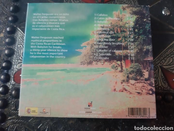 "CDs de Música: BABYLON. WALTER ""GAVITT"" FERGUSON. España. - Foto 3 - 221087473"