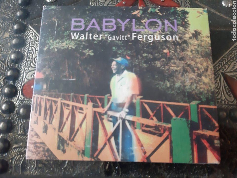 "BABYLON. WALTER ""GAVITT"" FERGUSON. ESPAÑA. (Música - CD's Reggae)"