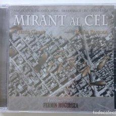 CDs de Música: FERMIN MUGURUZA CD MIRANT AL CEL BANDA SONORA ORIGINAL. Lote 221088611