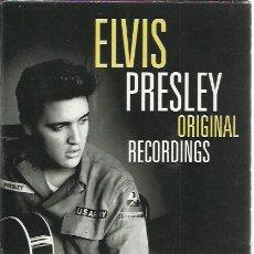 CDs de Música: ELVIS PRESLEY-ORIGINAL RECORDINGS.115 ESSENTIAL TRACKS.6 CD SET.2009.. Lote 221100337